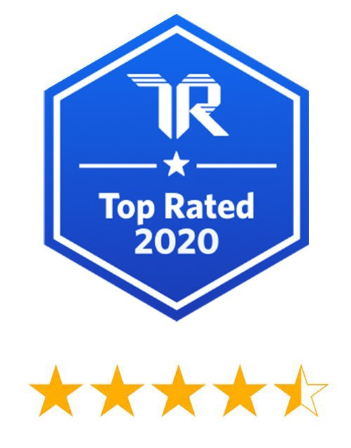 Trust Radius Top Rated 2019