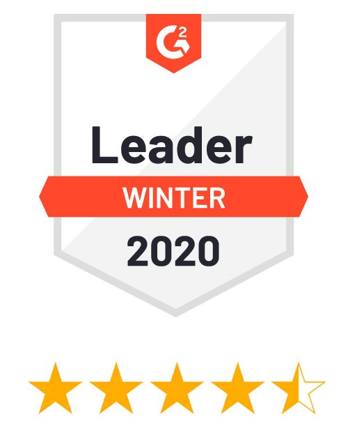G2 Leader Winter 2020